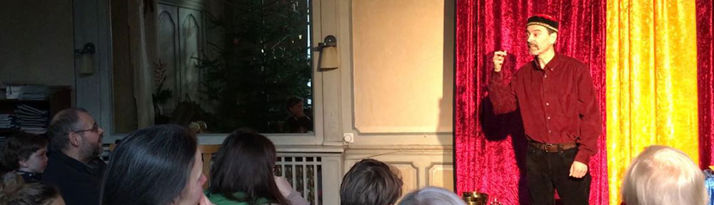 Märchenerzähler Clemens Kremer